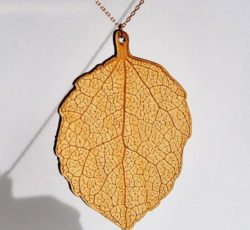 pendant leaf file cdr and dxf free vector download for Laser cut