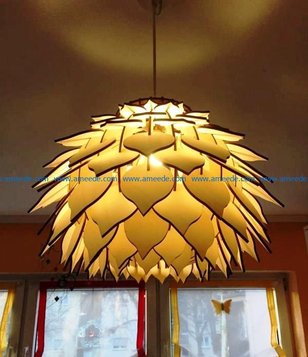 chandelier bump file cdr and dxf free vector download for Laser cut