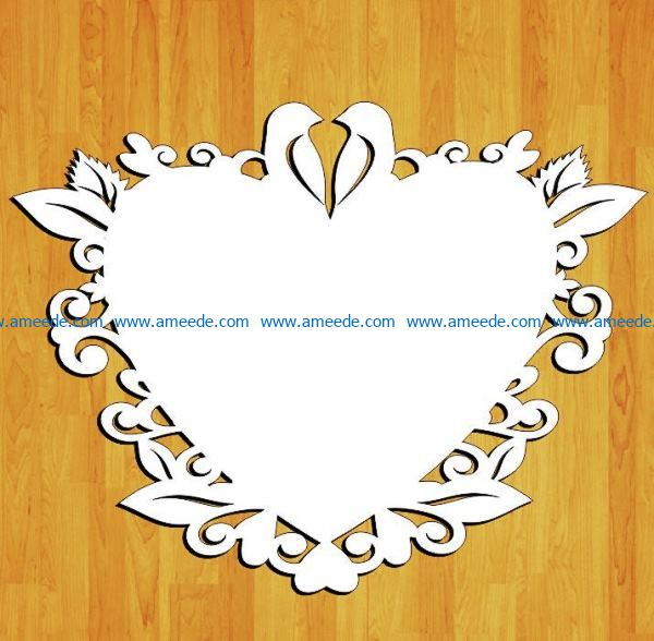 dove wedding font file cdr and dxf free vector download for Laser cut