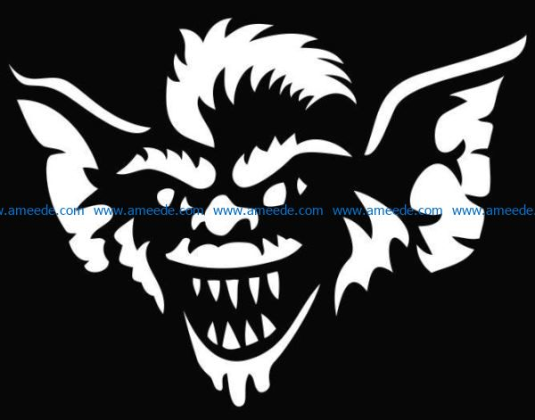 gremlin file cdr and dxf free vector download for Laser cut