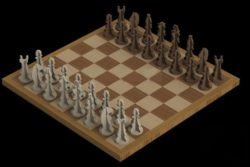 Chess file cdr and dxf free vector download for Laser cut
