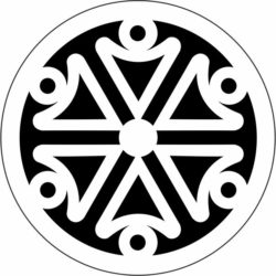 Decorative motifs circle E0009724 file cdr and dxf free vector download for Laser cut