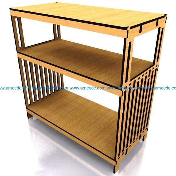Shoe racks file cdr and dxf free vector download for Laser cut
