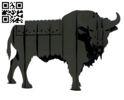 furniture table buffalo file cdr and dxf free vector download for Laser cut
