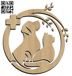 zoo logo file cdr and dxf free vector download for laser engraving machines