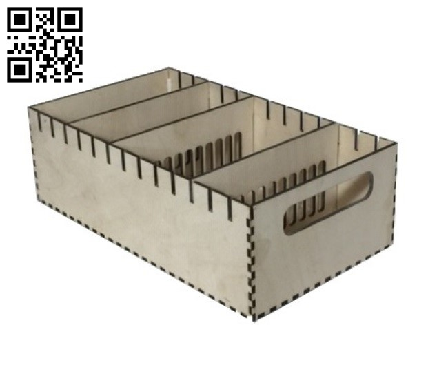3 mm plywood box file cdr and dxf free vector download for Laser cut