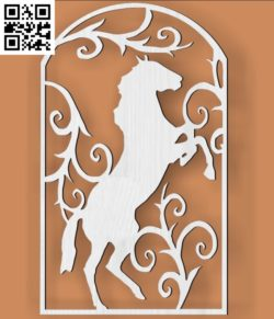 Design pattern screen panel E0010340 file cdr and dxf free vector download for Laser cut CNC