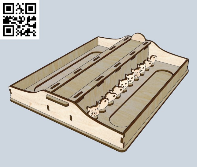 Memories game file cdr and dxf free vector download for Laser cut
