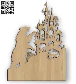 Wild animal file cdr and dxf free vector download for Laser cut