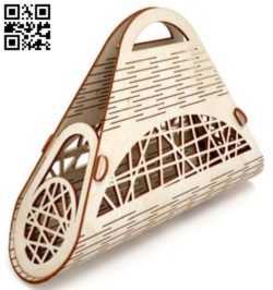 Wooden bags file cdr and dxf free vector download for Laser cut