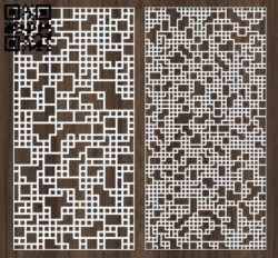 Design pattern screen panel E0010730 file cdr and dxf free vector download for Laser cut cnc