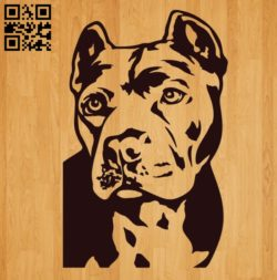 Dog E0010580 file cdr and dxf free vector download for laser engraving machines
