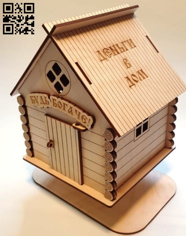 Hut E0010710 file cdr and dxf free vector download for laser cut