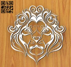 Leo E0010689 file cdr and dxf free vector download for laser engraving machines