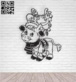 Buffalo mascot 2021 E0011170 file cdr and dxf free vector download for Laser cut