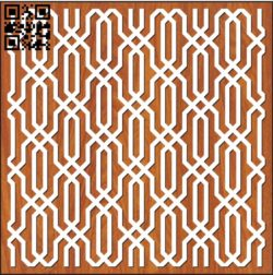 Design pattern screen panel E0011134 file cdr and dxf free vector download for Laser cut cnc