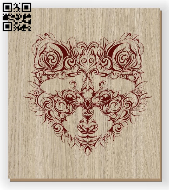 Dog E0011127 file cdr and dxf free vector download for laser engraving machines