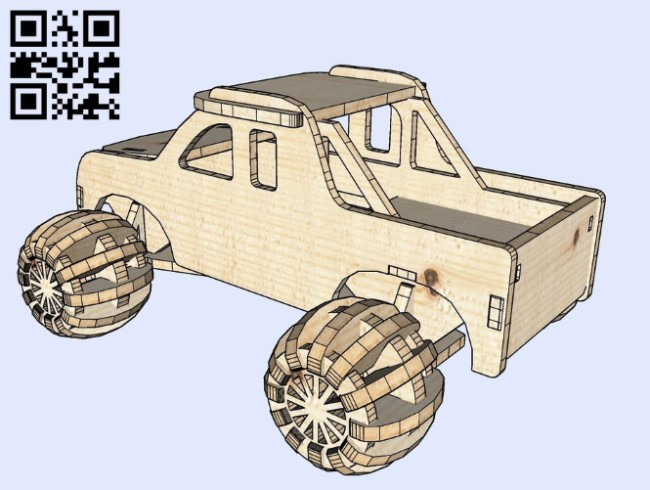 Kids Track E0011343 file cdr and dxf free vector download for Laser cut