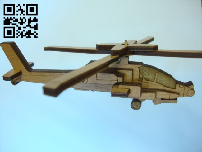 Military aircraft E0011237 file cdr and dxf free vector download for Laser cut