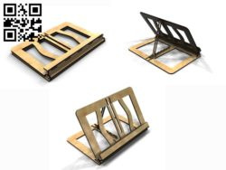 Stand E0010964 file cdr and dxf free vector download for Laser cut