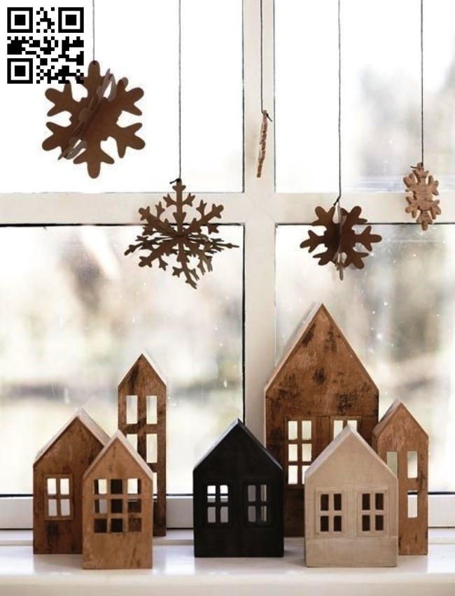 Home decor E0011372 file cdr and dxf free vector download for Laser cut