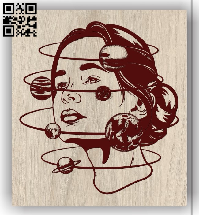 Art picture E0011881 file cdr and dxf free vector download for laser cut