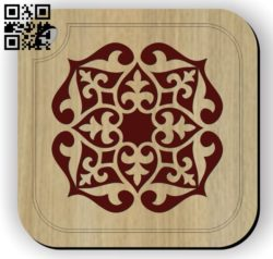 Chopping board E0011868 file cdr and dxf free vector download for cnc cut