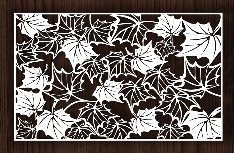 Design pattern screen panel E0011842 file cdr and dxf free vector download for Laser cut cnc