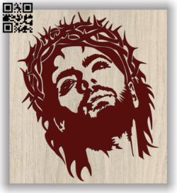 God E0011723 file cdr and dxf free vector download for laser engraving machines