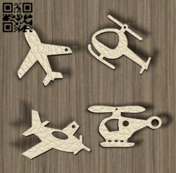Keychain E0012036 file cdr and dxf free vector download for laser cut