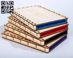 Nexus 7 Case E0012089 file cdr and dxf free vector download for laser cut