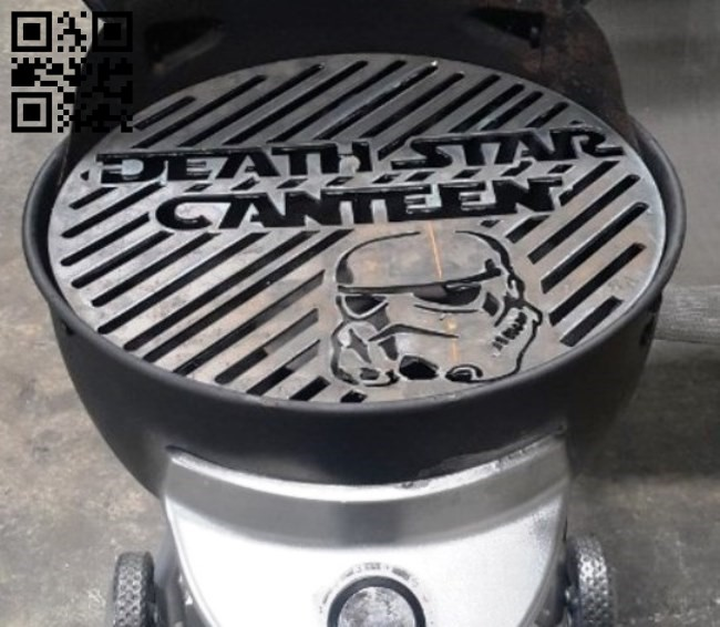 Death Star Dining Room Grill E0012558 file cdr and dxf free vector download for laser cut plasma
