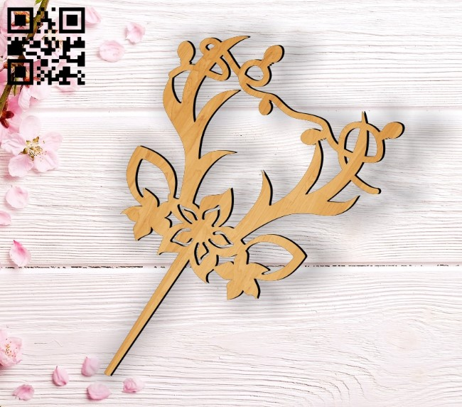 Deer topper E0012390 file cdr and dxf free vector download for laser cut