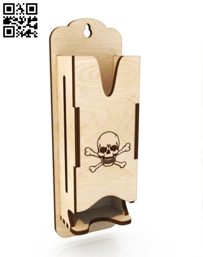 Match box E0012477 file cdr and dxf free vector download for laser cut