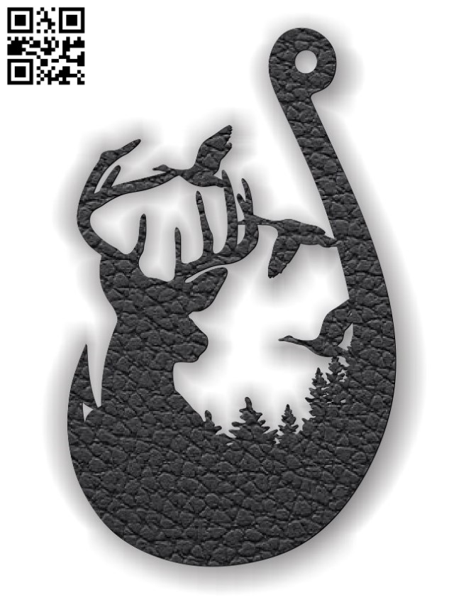 Wildlife E0012691 file cdr and dxf free vector download for laser cut plasma