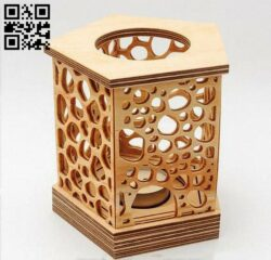 Lantern E0013057 file cdr and dxf free vector download for laser cut