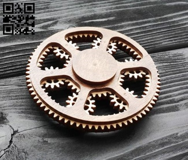 Planetary Gear E0012967 file cdr and dxf free vector download for laser cut