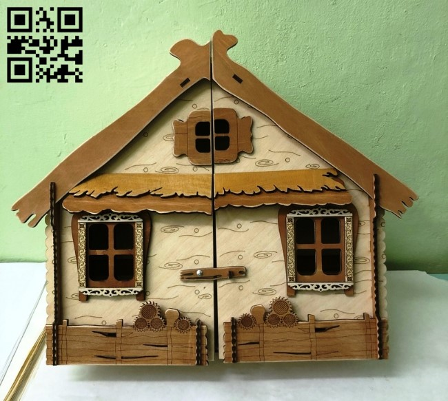 Housekeeper E0013200 file cdr and dxf free vector download for laser cut