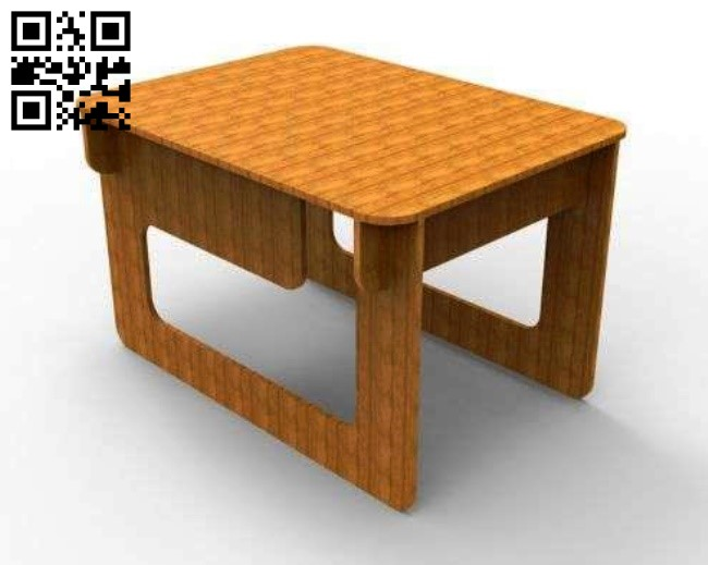 Table E0013274 file cdr and dxf free vector download for laser cut