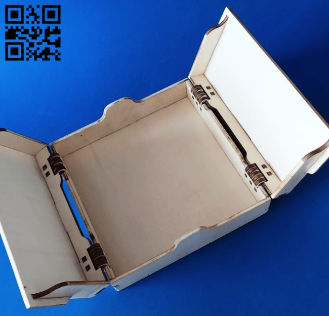 Box unicorn E0013616 file cdr and dxf free vector download for laser cut plasma