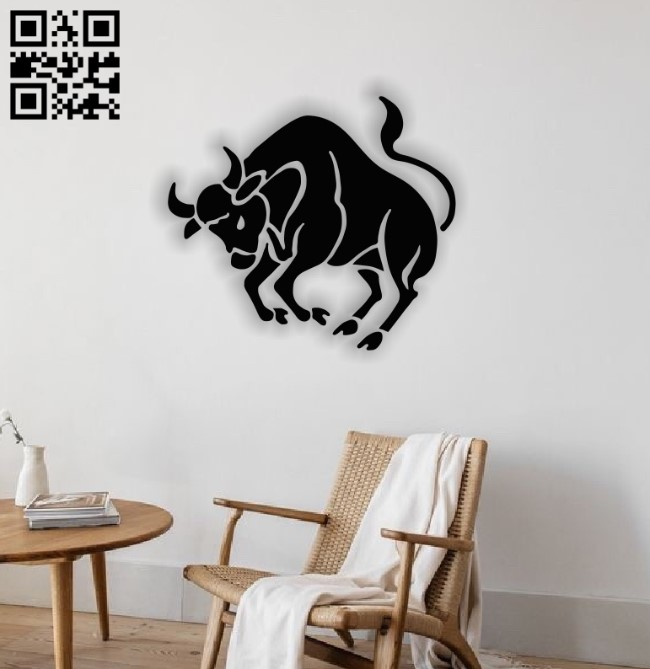 Aries zodiac E0013772 file cdr and dxf free vector download for laser cut plasma
