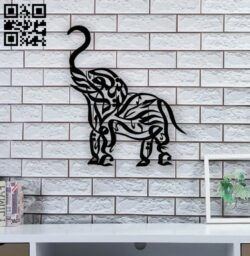 Fil islami wall decor E0013876 file cdr and dxf free vector download for laser cut plasma