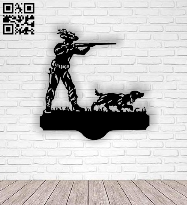 Hunting address table E0013989 file cdr and dxf free vector download for laser cut plasma