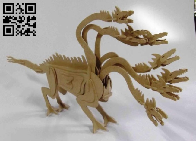 Hydra E0013765 file cdr and dxf free vector download for laser cut