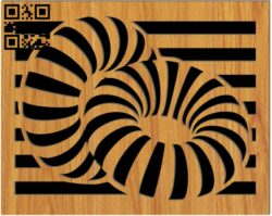 Torus E0013935 file cdr and dxf free vector download for laser cut
