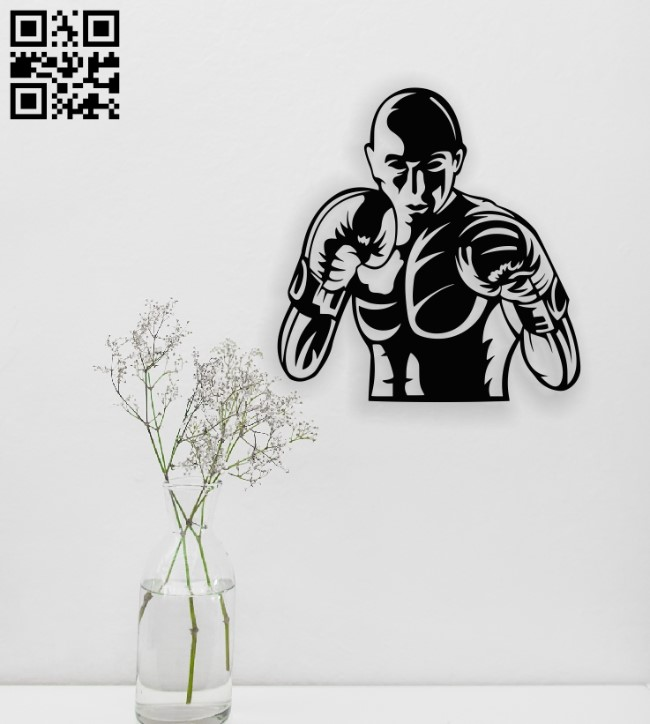 Boxer E0014082 file cdr and dxf free vector download for laser cut plasma
