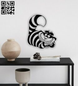 Cat E0014377 file cdr and dxf free vector download for laser cut plasma