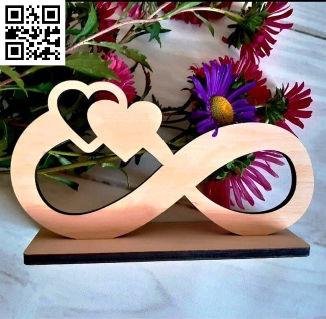 Wedding figurines E0014868 file cdr and dxf free vector download for laser cut
