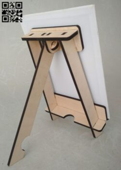 Easel E0015100 file cdr and dxf free vector download for laser cut