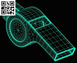 3D illusion led lamp Klaxon E0015289 file cdr and dxf free vector download for laser engraving machine